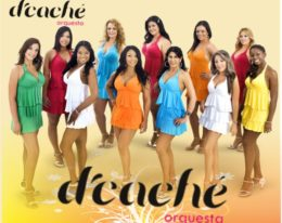Lo nuevo de D'Cache Orquesta