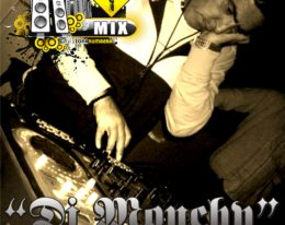 Dj Monchy en el Zona Mix! Vaya!