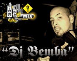 Dj Bemba en el Zona Mix! Vaya!