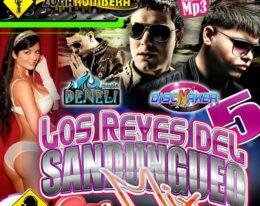 Las Doble D! DJ DENYER & DJ LUIS BRANCHEZ! LOS REYES DEL SANDUNGUEO 5, ZONA RUMBERA