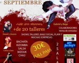 Pura Bachata Mallorca 09, 10 y 11 de Septiembre