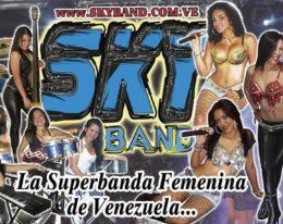 Lo nuevo de Sky Band de Venezuela!
