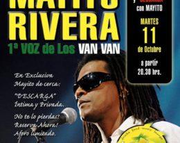 """MAYITO RIVERA """"DESCARGA"""" en JAMROCK CAFE! Palma de Mallorca!"""