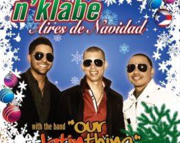 """N'Klabe """"Aires de Navidad"""""""