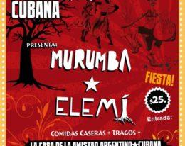 Noche de Musica Cubana, 23 de Octubre – Buenos Aires