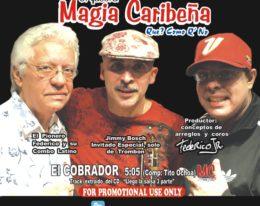 """""""El Cobrador"""" Lo ultimo de Orquesta Magia Caribeña!"""