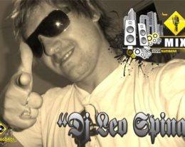 DJ Leo Spina en el Zona Mix de Zona Rumbera!