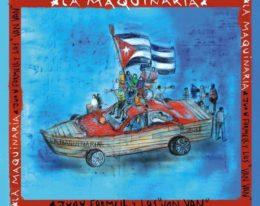 """""""La Maquinaria"""" Nueva Placa de Juan Formell y Los Van Van!!"""