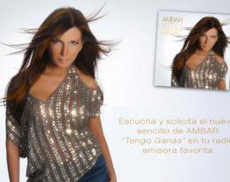 """Remix """"Tengo Ganas"""" Ambar junto El CATA"""