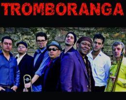 Tromboranga salsa Orquesta CD Release! Espectacular!