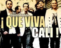 """Sensacional estreno del video clip oficial de La Contrabanda """"Que viva Cali"""""""