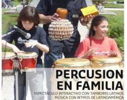 Percusión en Familia – Mar del Plata!