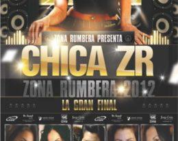 La Chica ZR! La Gran Final! 15 de Julio en Lautrec – Mar del Plata!