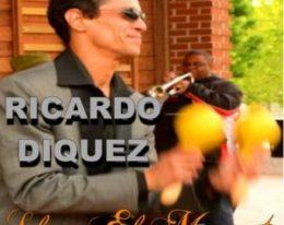 """Ricardo Diquez Presentando su nuevo sencillo… """"LLEGO EL MOMENTO"""""""