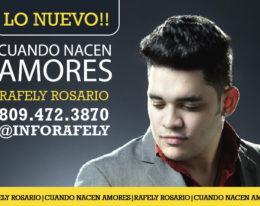 """Rafely Rosario """"Cuando Nacen Amores"""""""