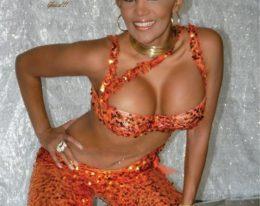 """Nuevo sencillo de Eukaris """"La nena sexy de la salsa""""! titulado """"Cobarde"""""""