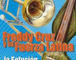 Freddy Cruz y Su fuerza Latina