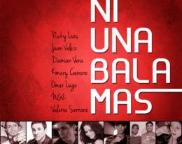"""Nuevo Sencillo """"Ni una bala mas""""! dicen para esta navidad Ricky Luis, Juan Vélez, Damian Vera, Kimary Carrero, Omar Lugo, NG2, Valeria Serrano"""