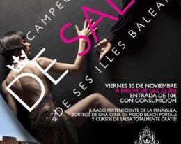 CAMPEONATO de SALSA de las ISLAS BALEARES en MOOD BEACH SALSA CLUB!!!