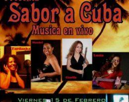 Sabor a Cuba, Musica en Vivo – Palma de Mallorca