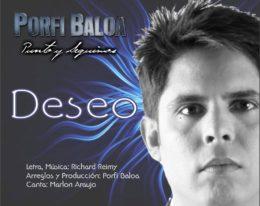 """Lanzamiento de """"Deseo"""" de Porfi Baloa y sus Adolescentes ! De la placa """"Punto y Seguimos"""""""