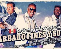 ATENCIÓN! Bárbaro Fines y Su Orquesta Mayimbe no se presentaran en Argentina! Aclaración!