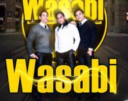 """Grupo Wasabi """" Somos Mas Que Vencedores"""""""