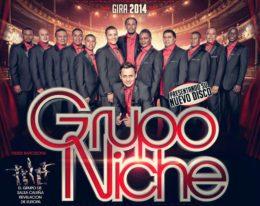 Gran Concierto del Grupo Niche en Palma de Mallorca! 18/04