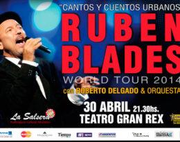 Ruben Blades Cantos y Cuentos Urbanos – Buenos Aires