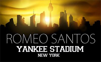 Romeo Santos hace historia del Yankee Stadium