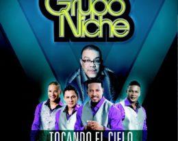"""Grupo Niche GIRA EUROPEA 2014 """"TOCANDO EL CIELO CON LAS MANOS"""""""
