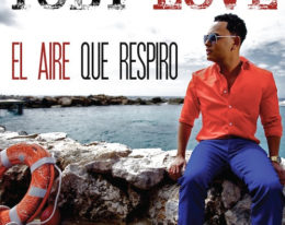 """TOBY LOVE ESTRENA NUEVO SENCILLO PROMOCIONAL  """"EL AIRE QUE RESPIRO"""""""