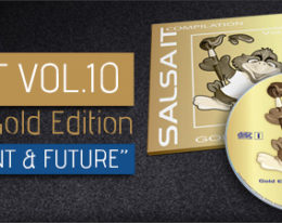 Salsa it Vol. 10 (Gold Edition)