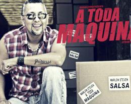 "Marlon Steven Baluarte de la salsa ""Romántica Agresiva"""