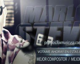 Marlon Steven Nominado a los premios Fox Music USA 2014!