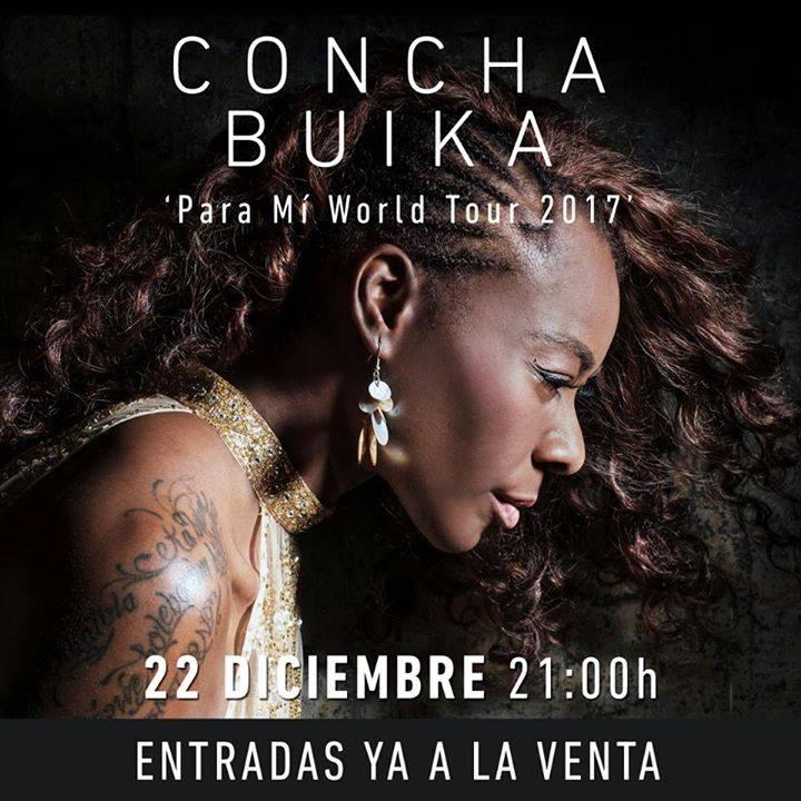 Concha Buika en Palma de Mallorca!