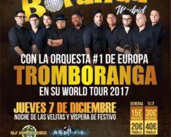 Tromboranga en Madrid el 7 de Diciembre!