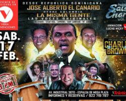 'Festival Salsa Charlie': Prepárate para ver a los mejores salseros nacionales e internacionales