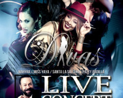 Las Divas! Live in Concert March 31 New York!
