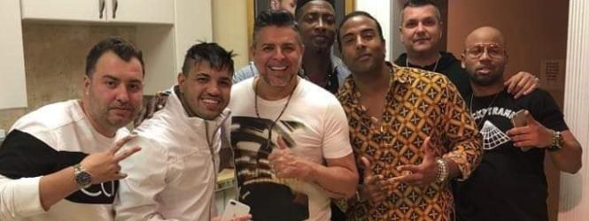 """Orishas graba versión salsa de """"Sastre de tu amor"""" junto a Luis Enrique"""