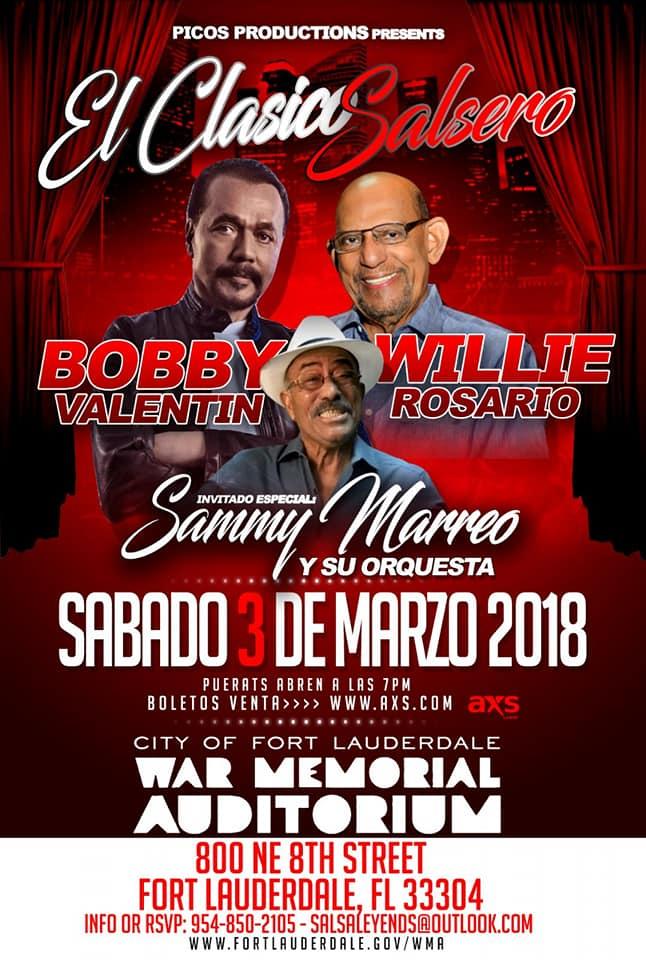 Bobby Valentin & Willie Rosario