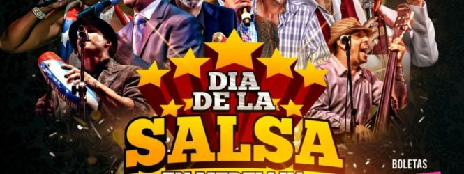 10 años de SalsaConEstilo.com / 13 artistas en 12 horas de salsa #DíadelaSalsaenMedellín