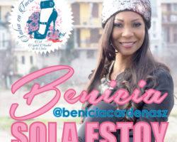 """BENICIA presenta su lanzamiento  """"Sola Estoy"""""""