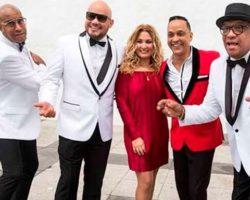Constelación de estrellas en 'Festival Viva la Salsa'