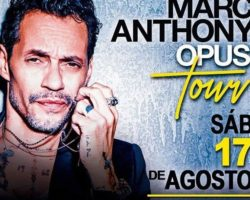 Mar Anthony en Lima!