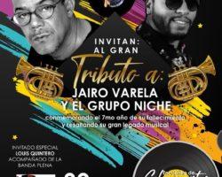 Tromboranga Tributo!  a Jairo Varela y el Grupo Niche