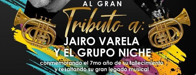 Gran Tributo a Jairo Varela y el Grupo Niche
