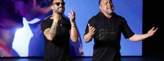 Tutto Duran se une a Luis Enrique para la versión salsa de «Culpable