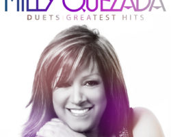 Milly Quezada presenta álbum «Duets Greatest Hits»