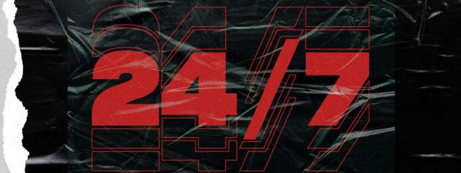 «24/7» la nueva producción de Ilegales